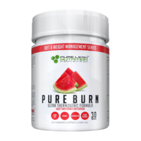 PURE BURN - Fat Burner Watermelon thermogenic powder