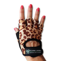 Ladies Gym Gloves -print
