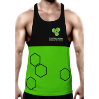 Men's Gym Singlet Two Tone